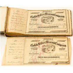 Porter G & S MC Stocks, 1863