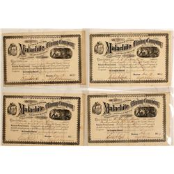 Malachite Mining Co of CO Stocks (4)