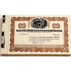 West End Consolidated Mines Corporation