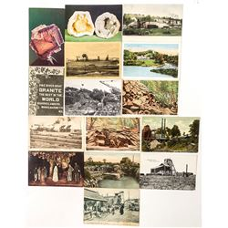 American Mining Postcard Collection