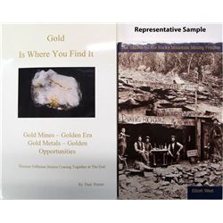 Gold Related Books (5)