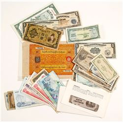 Island Country Currencies
