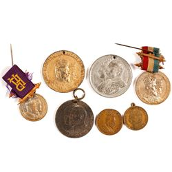 Edward VII Medals