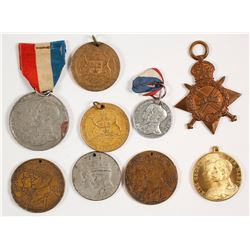 King George V & Queen Mary Medals