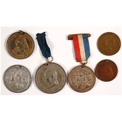 Queen Victoria Medals