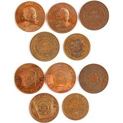 Masonic Pennys