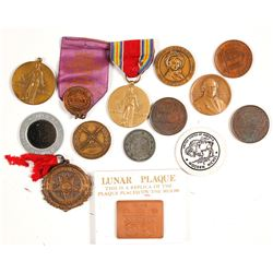 Miscellaneous U.S. Medals