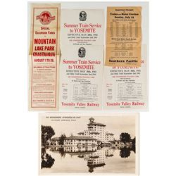 Railroad Handbills and RPC