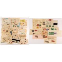 Official Stamped Documents: New York stamped Documents