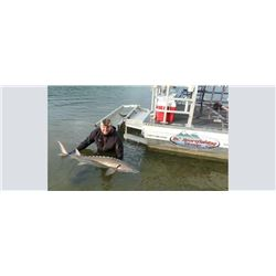 B.C. SPORTFISHING GROUP: Chilliwack, British Columbia