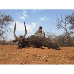 UMDENDE HUNTING SAFARIS: Zululand, South Africa