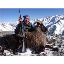 New Zealand South Island 5-Day Bull Tahr Hunt