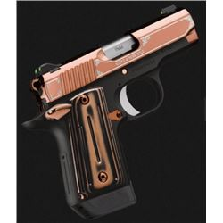 Kimber Micro 9MM in Rose Gold