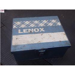 Lenox Bandsaw Blade Tensionmeter