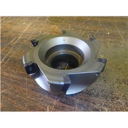 """4"""" Indexable Face Mill, No info on Unit"""
