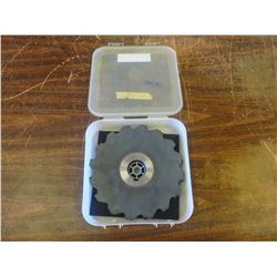 """New Ingersoll 8"""" x 3/4"""" Indexable Slot Milling Cutter, P/N: 36J6B0812-28"""
