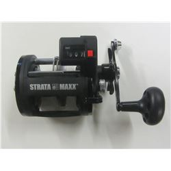 Strata Max STMX-20 Reel with line counter/yardage