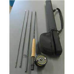 Lefty Kreh Fly Rod  NXT Series 4pc / 5/6wt. / 9ft with Hardcase / $ 269.99 price