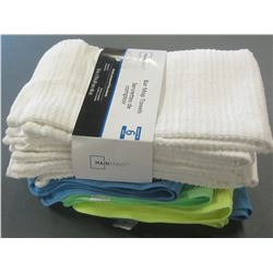 9 Bar Mop Towels & 5 Micro Fiber Towels