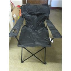 New Ozark Trail Delux arm chair / camping chair / with bag
