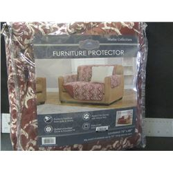 "Furniture Protector / love seat 75 x 88""/fits most loveseats 73"" arm-arm"
