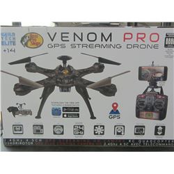 Venom Pro Drone GPS Streaming drone / 3d flight / Untested