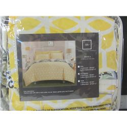 Chic Home Design full queen Duvet cover + 2 shams