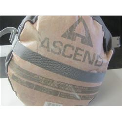 Ascend 20 degree Mummy Bag regular32x82 / 3lbs/  -7 / fits up to 6ft 3""