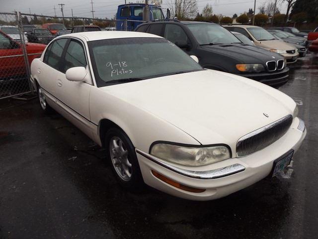 2001 Buick Park Avenue Speeds Auto Auctions