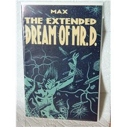 THE EXTENDED DREAM OF MR. D - 2000 - #1 - NEAR MINT - WITH BAG & BOARD