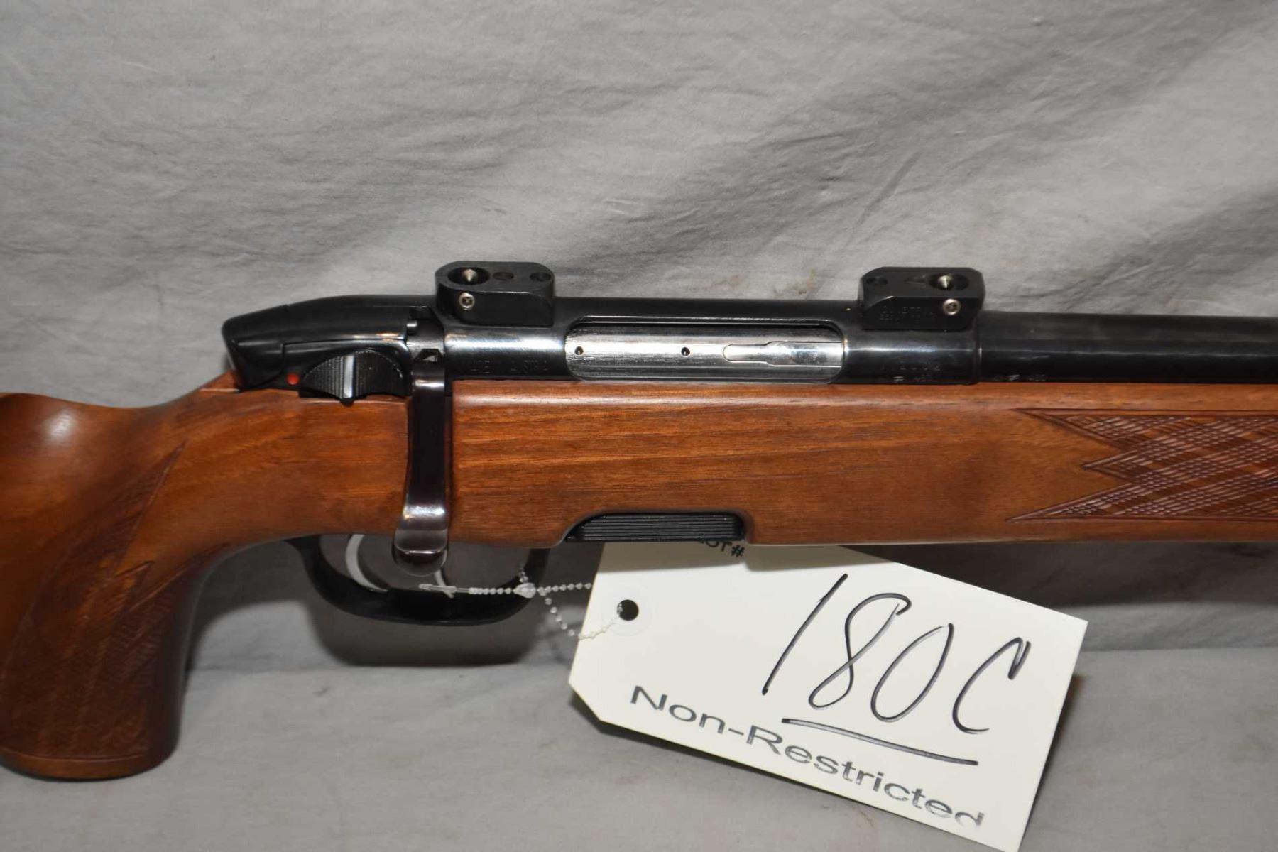 Steyr Mannlicher Model L  22 - 250 Rem Cal Mag Fed Bolt Action Rifle
