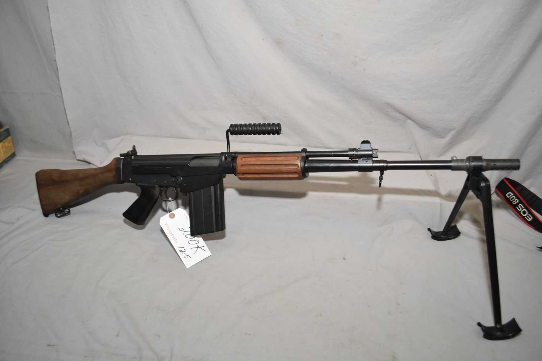 Fn Fal Fabrique Nationale Herstal Model Fal Competition