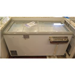 "Excellence Industries HB-17LD Ice Cream Dipping Freezer, 59.5""L X 27.25""D 32.75""H"