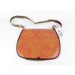 Leather Range Bag