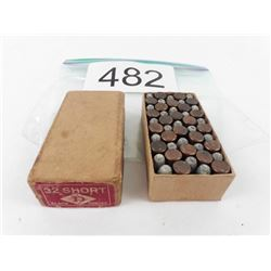 Collectible Box of 32 Short RF