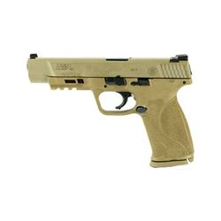 """S& W M& P 2.0 40SW 5"""" 15RD FDE NMS"""