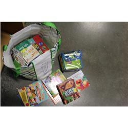 BAG OF KIDS BOOKS