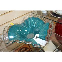 LARGE MURANO GLASS DISH