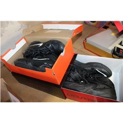 SIZE 5 NIKE ZOOM RUNNERS AND NIKE AIR RUNNERS