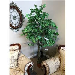 6 FT TALL FAUX TREE