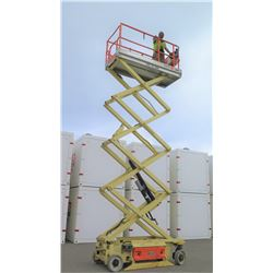 JLG 3246ES Aerial Scissorlift, 32-Foot Working Height, 267 Hours