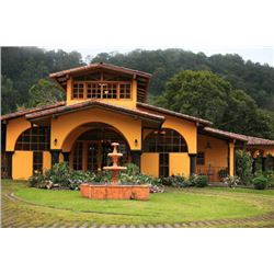 Award Winning Inn with magnificent gardens,adventure walks & breathtaking views IN PANAMA