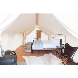 Glamping At Mount Rushmore For 2 In A Luxurious Deluxe Tent: Great Camping Experience