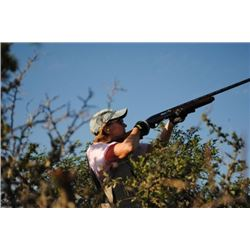 5 Day All Inclusive Hunter Package For 3 with CATENA SAFARIS In La Pampa, ARGENTINA