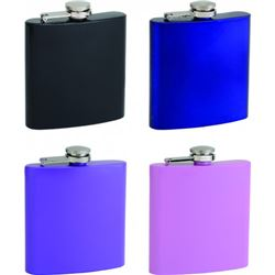 Powered Color Flasks For Taking Your Drink on The Go