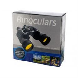Bring Things Up Close With Great Binoculars with a Compass and Pouch