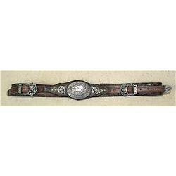 Kretzmann Silver Belt