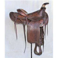 Otto Earnst Saddle