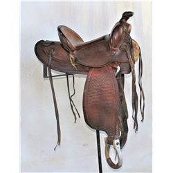 Pat Connoly Saddle