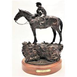 Jasper D' Ambrosi Western Bronze